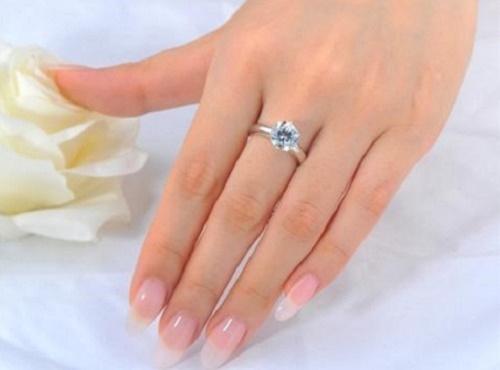 Hướng dẫn chọn nhẫn cưới hợp với từng ngón tay